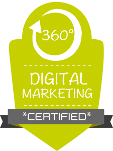 oncor solutions digital marketing certified badge