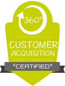 oncor solutions customer acquisition badge