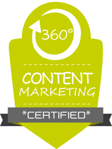 oncor solutions - content marketing badge